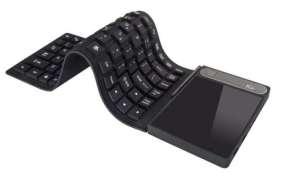 Oto komputer wbudowany… w klawiaturę i touchpada