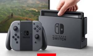 Już oficjalnie! Switch to nowa konsola Nintendo