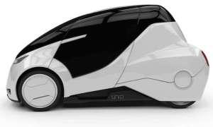 Ciekawy projekt miejskiego samochodu elektrycznego od Uniti