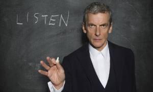 """Peter Capaldi ogłosił, że opuszcza """"Doktora Who"""""""