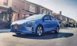 Hyundai prezentuje Ioniq – elektryczny, autonomiczny samochód dla każdego