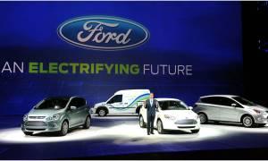 W roku 2017 Ford zamierza dodać w swoich samochodach Alexę
