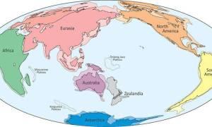 W Oceanie Spokojnym ukrywa się cały kontynent
