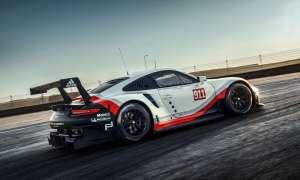 Porsche ogłasza pary kierowców dla nowego 911 RSR
