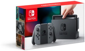 Nintendo: Switch jest najszybciej sprzedającą się konsolą w historii firmy