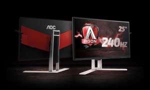 Test monitora Agon AG251FZ