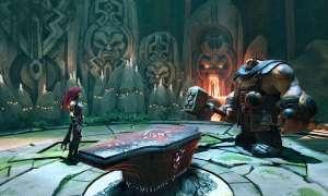 Gameplay z Darksiders III prezentuje walkę i eksplorację