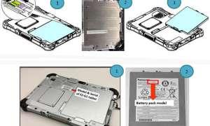 Panasonic wycofuje baterie od części tabletów