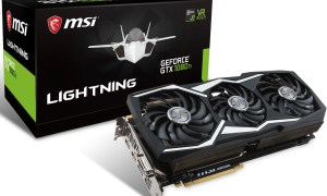 MSI GTX 1080 Ti Lightning Z trafi niedługo do sklepów