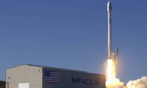 SpaceX w ostatniej chwili anuluje próbę startu swojej rakiety