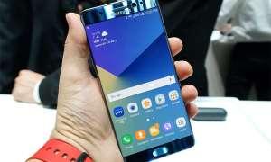 Samsung wznawia zamówienia na Galaxy Note 7 w Korei Południowej