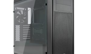 Test obudowy SilentiumPC Aquarius X70T Pure Black