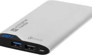 Test powerbanku Extreme Media QC-100 10000 mAh