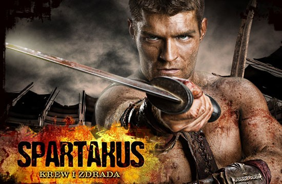 Spartakus tło