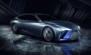 Premiera limuzyny Lexus LS+