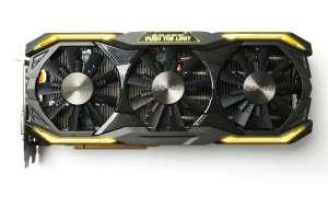 Test karty graficznej ZOTAC GeForce GTX 1080 AMP Extreme