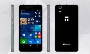 Trekstor może wypuścić telefon z Windows 10 Mobile