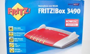 Test routera AVM Fritz!Box 3490