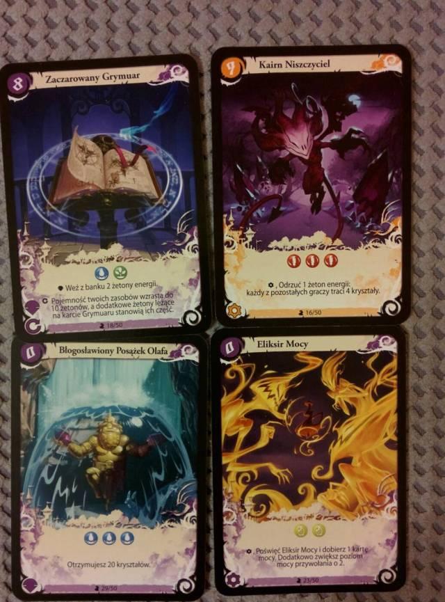 Pory Roku karty