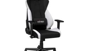 Test fotela Nitro Concepts S300