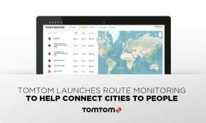 TomTom startuje z Route Monitoring