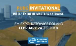 Turniej PUBGa podczas IEM 2018 w Katowicach