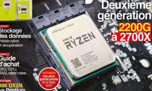 Pierwszy oficjalny test Ryzen 7 2700X