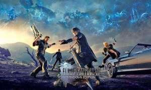 Denuvo nie wpływa na wydajność Final Fantasy XV