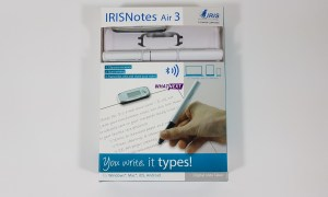 Test cyfrowego pióra IRISNotes Air 3