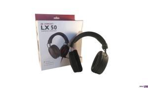 Test zestawu słuchawkowego Lioncast LX50