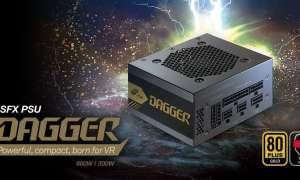 Test zasilacza FSP Dagger 600W