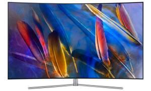 Test telewizora Samsung Q7C