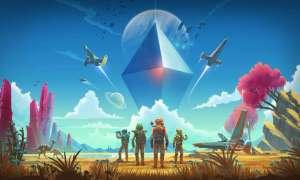 Multiplayer zawita do No Man's Sky