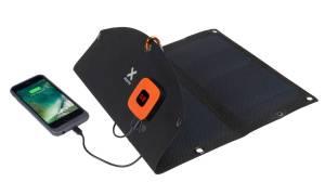 Test ładowarki słonecznej Xtorm Solarbooster 14 Watts Panel AP250