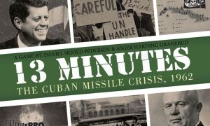 Recenzja gry planszowej 13 Minutes: The Cuban Missile Crisis