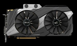 Test Asus GeForce GTX 1080 Ti ROG Poseidon
