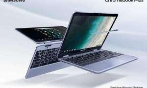 Sasmung wypuści Chromebooki Plus z procesorami Intela