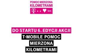 Szósta edycja T-Mobile Pomoc Mierzona Kilometrami