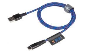 Rzut oka na kabel Xtorm Solid Blue USB-C