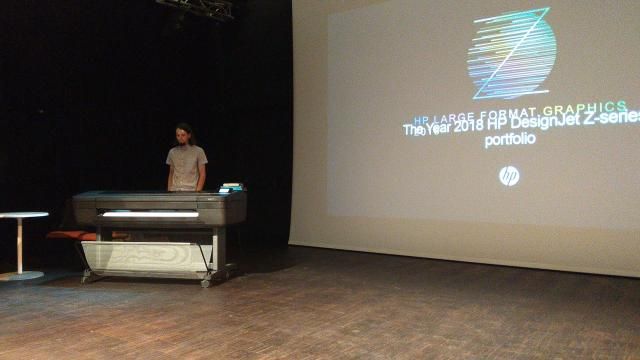 DesignJet konferencja