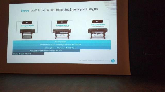 DesignJet prezentacja