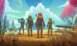 Multiplayer w No Man's Sky NEXT nie dla GOGa