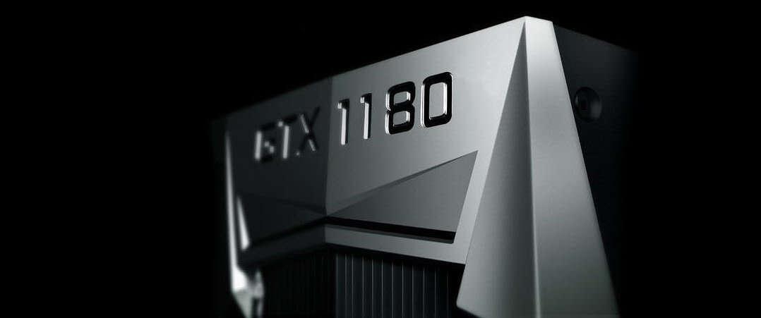 Nvidia, karta graficzna, GPU, GeForce GTX 1180, GeForce, GTX 1180, 1180, ASUS, specyfikacja, premiera, dostępność, cena