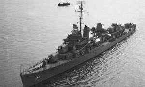 Odkryto pozostałości z niszczyciela US Navy z II Wojny Światowej