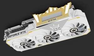 GALAX GeForce RTX 2080 Ti/2080 HOF z wyświetlaczem LCD