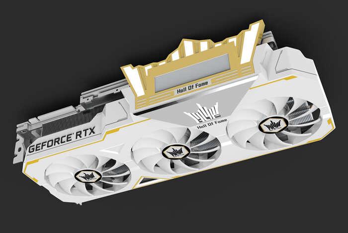 GALAX GeForce RTX 2080 Ti. GALAX GeForce RTX 2080 HOF, Nvidia, GPU, karta graficzna, HOF, Hall of Fame, GALAX, RTX 2080 Ti, RTX 2080, RTX