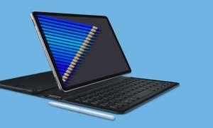 Oficjalne informacje dotyczące Galaxy Tab S4 10.5