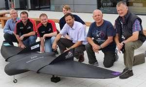 Brytyjczycy stworzyli pierwszy pokryty grafenem samolot