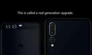 Huawei wyśmiewa się z Samsunga