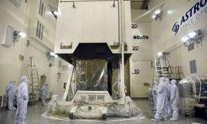 NASA zbada pokrywę lodową na biegunach przy pomocy nowego satelity